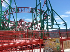 glenwood caverns coaster July 2013