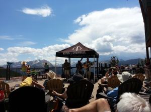 sunday bluegrass ajax