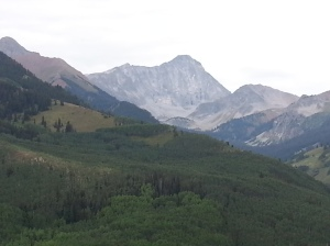Capitol from trailhead