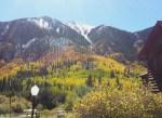fall near twin lakes