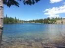 Third Thomas Lakes Lake