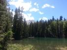 First Thomas Lakes lake