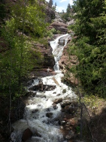 Hays Creek Falls