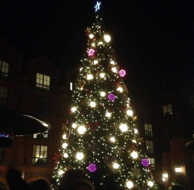 St Regis Christmas Tree
