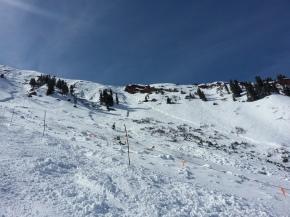 highlands bowl slide paths
