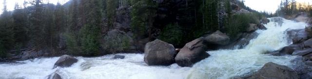 Grottos in June